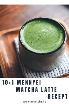 Smoothie Mix, Beautiful Desserts, Cooking Recipes, Healthy Recipes, Matcha, Latte, Food Porn, Food And Drink, Favorite Recipes