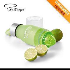 Die #FlavoredWater #Trinkflasche von #Philipp Design für mehr Frische unterwegs - ein Prost auf die Gesundheit! Und mit folgendem #GutscheinCode, erhalten Sie noch 20 % #RABATT auf dieses Produkt: huk20spw (ab 15,00 € Bestellwert).