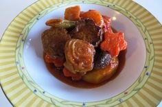 Beef Stew Persian Style   Tas-kabab تاس کباب   Fae's Twist & Tango