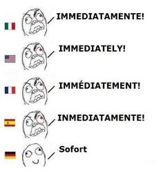 Deutsch kann auch einfach sein und angenehm klingen! :D