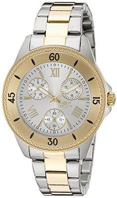 Invicta Women's 21685 Angel Analog Display Quartz Two Tone Watch Invicta http://www.amazon.com/dp/B0196NUYCU/ref=cm_sw_r_pi_dp_ZNMdxb1RGQ9WS