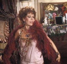 """I got Fabulous Like Miss Hannigan! Are You Miss Hannigan From """"Annie""""? You spend your evenings in the shanties, you imbibe quarts of bathtub gin, and you have no problem dancing in your scanties. You're our kind of lady! We'll just ignore the fact that you lock orphans in closets and serve them warm mush every day."""