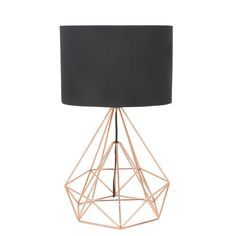 "Ivy Bronx Darrah Drum Shape 26"" Table Lamp"