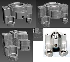 FAQ: How u model dem shapes? Hands-on mini-tuts for mechanical sub-d AKA ADD MORE GEO - Page 168 - Polycount Forum