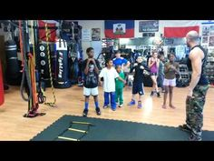 Kids Boot Camp Fitness Class, Rockland County - YouTube