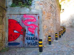 #Godmess @ Rua Sobre-o-Douro - Porto - Portugal