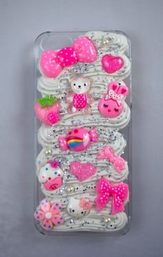 Kawaii Deco iPhone 5 Case From my store :D