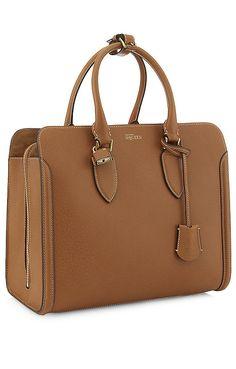 Alexander McQueen handbag.