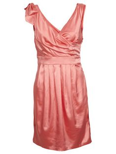 The dress I bought for my graduation party. :)