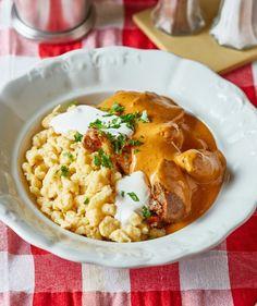Erdélyi rakott káposzta recept | Street Kitchen Bacon, Curry, Ethnic Recipes, Kitchen, Street, Food, Curries, Cooking, Kitchens