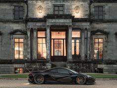 McLaren P1 turns five: Pic of the Week   PistonHeads
