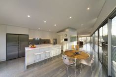 The Rest House by Tim Spicer Architects and Col Bandy Architects | HomeDSGN, a daily source for inspiration and fresh ideas on interior desi...