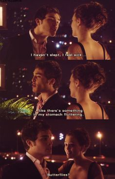 Find images and videos about love, gossip girl and butterfly on We Heart It - the app to get lost in what you love. Gossip Girl Chuck, Gossip Girls, Gossip Girl Scenes, Mode Gossip Girl, Gossip Girl Quotes, Disney Movie Scenes, Romantic Movie Scenes, Best Romantic Movies, Romantic Movie Quotes