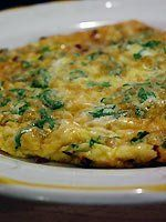 Recipe: Parsley and Garlic Frittata