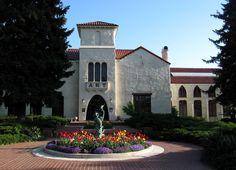 Springville Museum of Art, Springville, UT