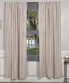 Discover the most beautiful farmhouse curtains and rustic window treatments. The post Farmhouse Drapes 2019 appeared first on Curtains Diy. Home Curtains, Farmhouse Curtains, Country Curtains, Window Drapes, Rustic Curtains, Thermal Drapes, Farmhouse Window Treatments, Printed Curtains, Custom Drapes
