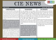 CSB CIE News: (May 26, 2015) Canara Bank on Monday reported that its net profit for the fourth quarter ended March 31, 2015 climbed by 0.35 per cent at Rs 612.96 crore.  Don't miss the updates! To read more, visit http://www.csbhouse.com/Research-Reports.aspx?ReportId=1 #stocks #globalnews #researchreports