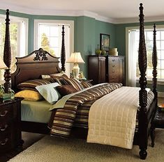 British Colonial/ West Indies Bedroom this is matt's rm. British Colonial Bedroom, British Colonial Style, Bedroom Wall Colors, Bedroom Decor, Bali Bedroom, Bedroom Ideas, West Indies Decor, Tropical Bedrooms, Pretty Bedroom