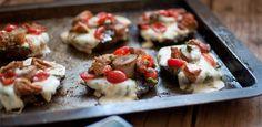 Gourmet braai mushrooms