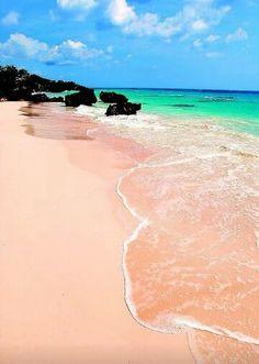 The Pink Sand, Bermuda