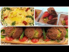 3 retete de post cu naut - rapide, economice, gustoase - YouTube Falafel, Tahini, Raw Vegan, Healthy Cooking, Yummy Food, Yummy Recipes, Mashed Potatoes, Ethnic Recipes, Youtube