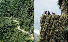 The world's most dangerous roads - Telegraph