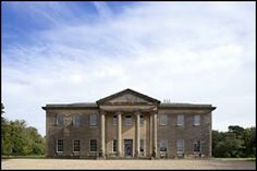 Images from the Journal showing the restoration of Rise Hall in East Yorkshire by TV's Sarah Beeny, which is to be a wedding venue.