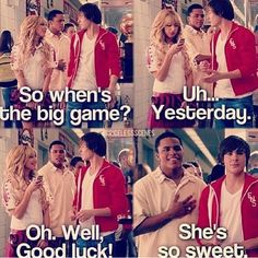 High School Musical 3. don't hate me but,   i love these movies. i <3 musicals!!!!!