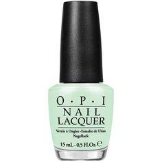 OPI Nail Lacquer (35 SAR) ❤ liked on Polyvore featuring beauty products, nail care, nail polish, nails, makeup, beauty, fillers, opi nail color, opi nail polish and opi nail varnish