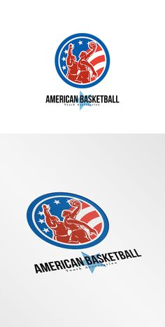 Check out American Basketball Youth Associatio by patrimonio on Creative Market