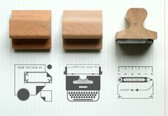 Present and Correct Letter writing stamps