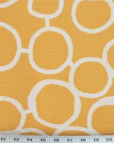 Freehand Corn Yellow / Slub | Online Discount Drapery Fabrics and Upholstery Fabric Superstore!