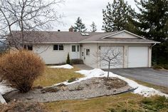 3319 Mcginnis Road  West Kelowna, BC V4T 1A9    $409,000.00  You Will Be Impressed By This Amazing Glenrosa Home!  This 3 bedroom, 4 bath lake view walkout rancher is simply amazing! Priced below assessed value. Wide open 1600 sq/ft. unfinished basement is easy to suite with its own separate entrance. Boasting a huge .44 acre parcel and many updates and features: Hardwood floors, updated kitchen, 5 stainless steel appliances, new vinyl windows, hardy-plank siding, built in vacu...