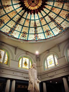 Jefferson Hotel in Richmond reviewed in the Skimbaco Lifestyle e-magazine