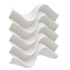 curved folding,