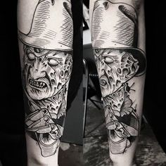 Speakeasy TattooCo. - This tattoo is perfection. I'm literally jealous of the person walking around with this!