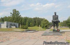 """Всеми известный мемориал """"Хатынь"""", посвящён всем сожжённым деревням на всей территории СССР."""