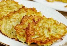 Cozinha Fácil: Panquecas de Batata