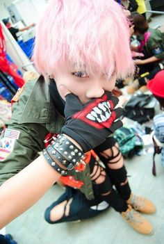 Zelo. Love everything about this pic :)