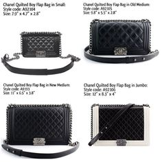 f6964b993932 32 Delightful Chanel images | Accessories, Bag Accessories, Bags