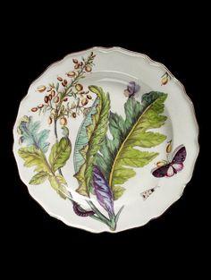 Plate | Chelsea Porcelain factory | V (London, England, ca. 1755)