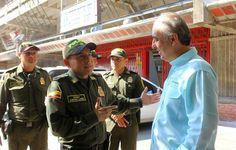 Noticias de Cúcuta: 400 POLICÍAS Y TRES ANILLOS DE SEGURIDAD PARA EL P...