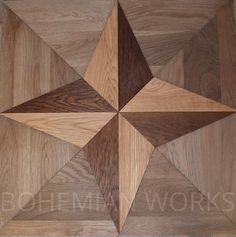 Mcely, wooden floor panel