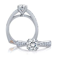 #bridalringscompany #bridal #rings #gold #silver #diamonds #diamonds #halo #stunning #wedding #bride #groom #jewelry #jewels #losangeles #downtown #forever #love #beautiful #sparkling #bling #pave #solitaire