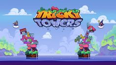 Tricky TowersDeveloped and Published by WeirdbeardAvailable on Steam…