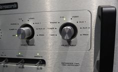 Audio Research Ref2 preamplifier