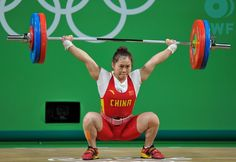 4 Advanced Exercises Elite Chinese Weightlifters Do To Build Strength and Power - BarBend