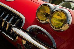 Love the perspective! Corvette