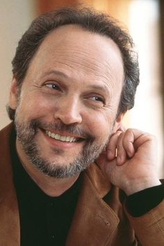 """Billy Crystal - everything he does and says is genius.  Love the movie """"Mr. Saturday Night"""" and I just crack-up every time he impersonates his Jewish relatives.  """"When Harry Met Sally"""" and """"The Princess Bride"""" are two other fave films that he stars in."""