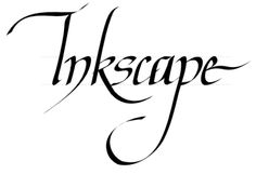 Calligraphy Tool explained for Inkscape